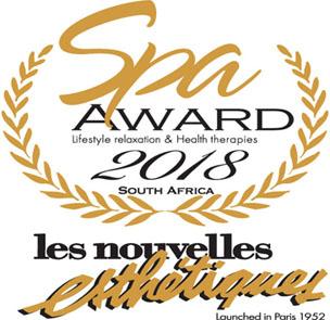 2018 LNE Spa Awards Logo