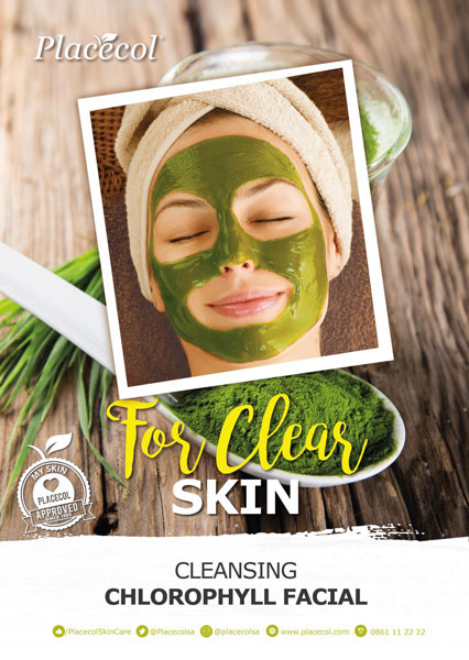 Cleansing Chlorophyll Facial RSP 475