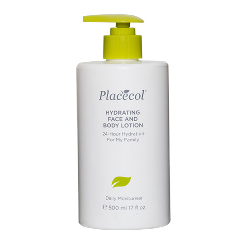 Placecol Hydrating Face and Body Lotion